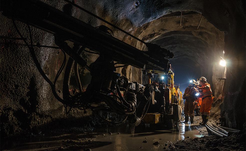 Underground Mine Communications: A Brief History