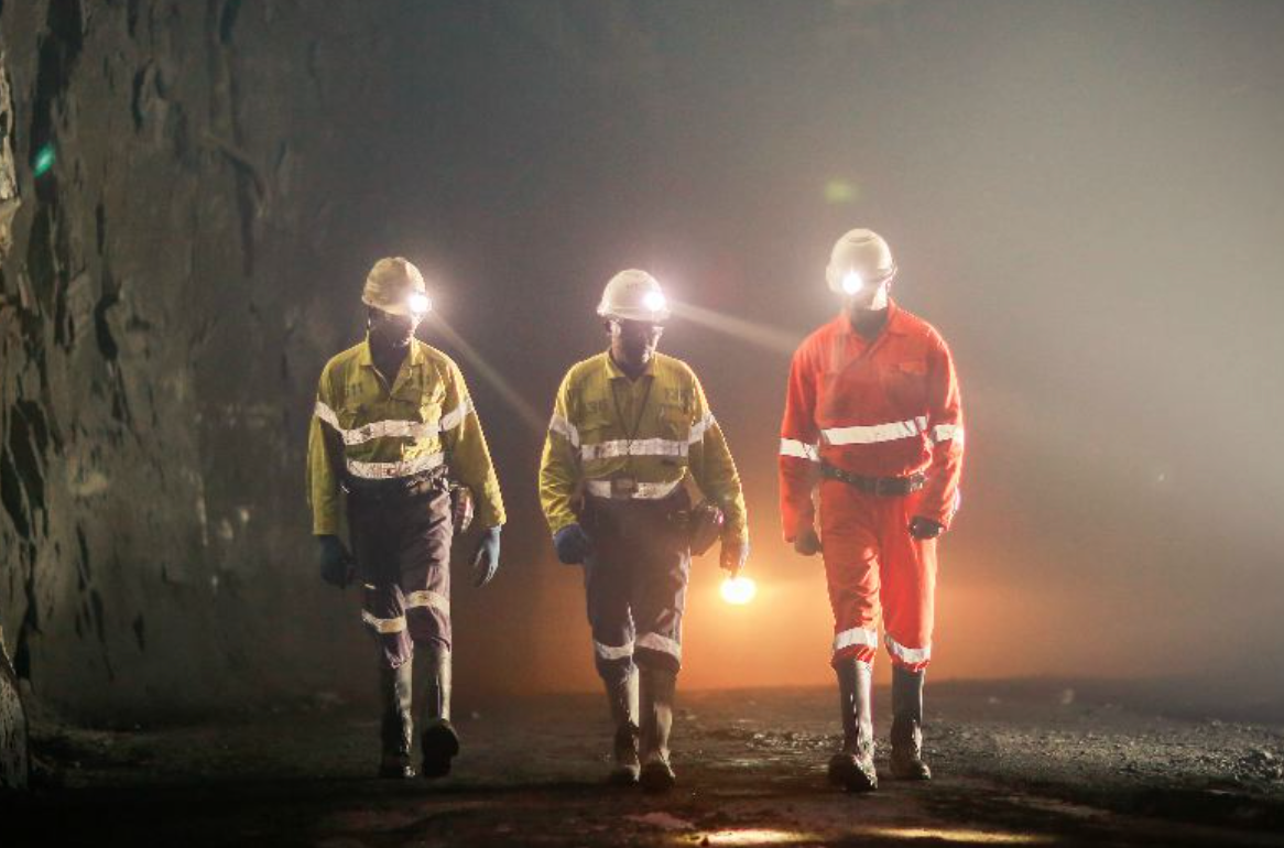 Mining Safety Starts With Communication Devices