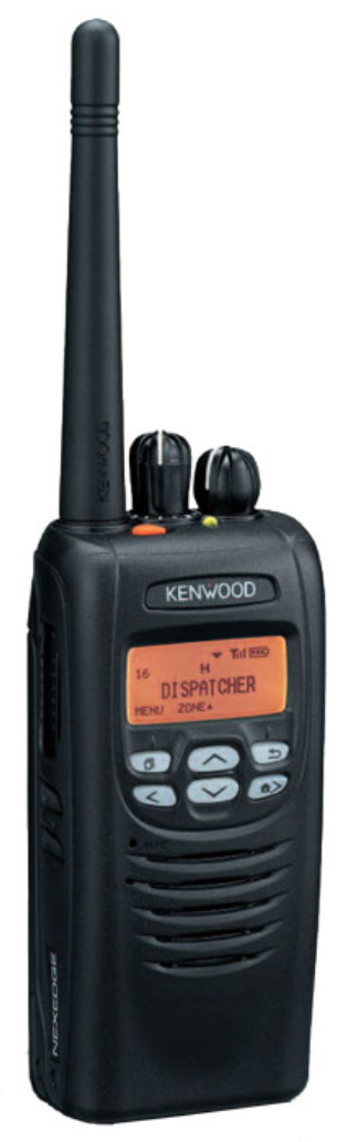 Overview of the Kenwood NX-203/303 Radio